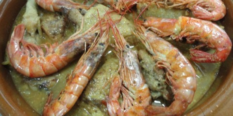 pollastre amb gambes